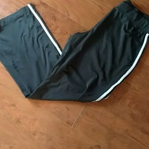 Black Athletic Pants